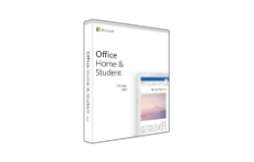 Microsoft Office Home and Student 2019 Hebrew Medialess במלאי