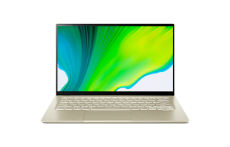 Acer Swift 5 SF514-55T-51E8 Multi-touch NX.A35EC.006 Safari Gold במלאי