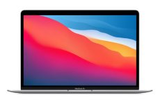 Apple MacBook Air 13 M1 2020 GPU 8C Z128-16-HB Silver יבואן רשמי במלאי