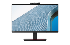 Lenovo ThinkVision T24v-20 23.8-inch FHD VoIP Monitor 61FCMAT6IS במלאי