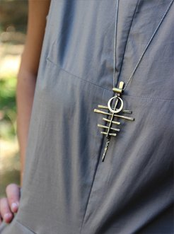 Prophecy Warrior NECKLACE