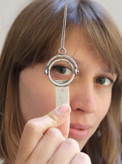 Viewfinder Necklace
