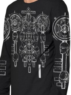 Alchemist Black Long Sleeve