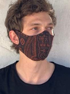 Face Mask Lappi Black