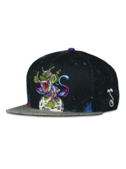 AARON BROOKS DIRT MONKEY FITTED HAT