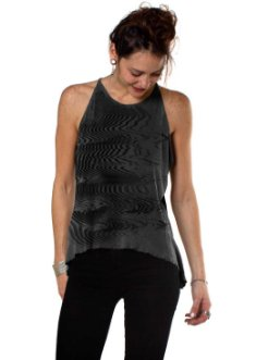 WAVES GREY TANK