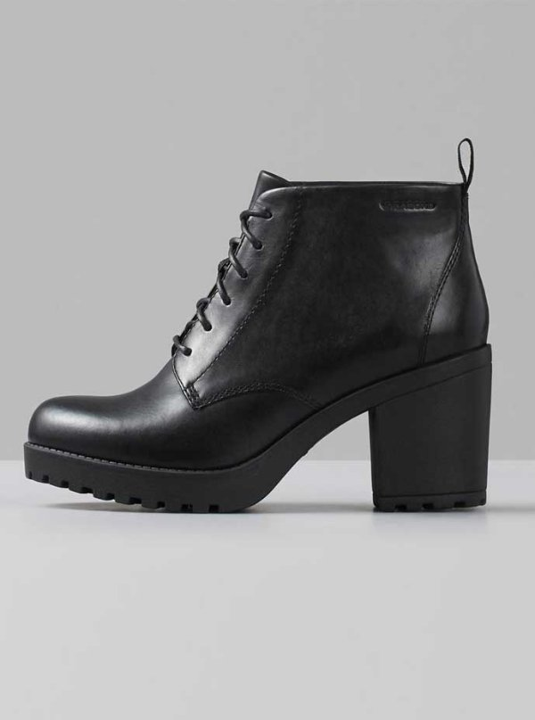 grace leather boots