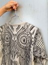 Psychedelic T-shirt for men.